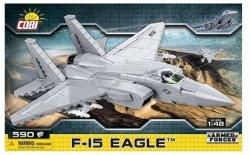 Klocki Armed Forces F-15 Eagle