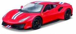 Auto Ferrari 488 Pista 1/24 do składania