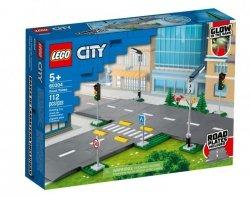 Klocki City 60304 Płyty drogowe