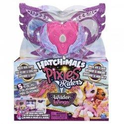 Hatchimals Pixies Riders Wilder Wings Zebra