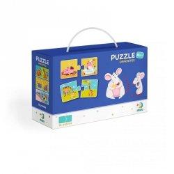 Dodo Puzzle Duo Przeciwieństwa