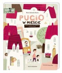Książka Pucio w Mieście. Zabawy jezykowe dla młodszych i starszych dzieci