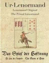 Karty Tarot Primal Lenomand (GB/FR/DE)