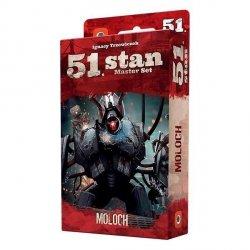 Gra 51 Stan Master Set Moloch - Dodatek