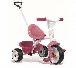 Rowerek trójkołowy Be Move różowy
