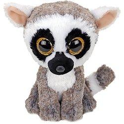 Maskotka TY Lemur Linus 24 cm