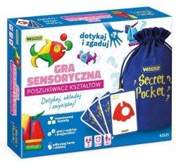 Gra Sensoryczna Poszukiwacz kształtów