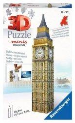Puzzle 54 elementy 3D Mini Budynki Big Ben
