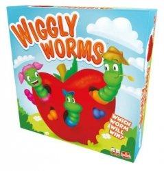 Gra Wiggly Worms  Robaki gibaki
