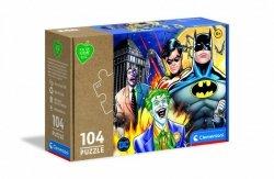 Puzzle 104 elementy Play For Future - Batman