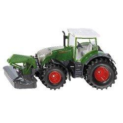Pojazd Traktor Fendt 942 Vario z kosiarka czołową