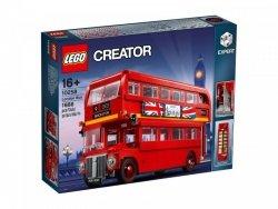 Klocki Creator Expert 10258 Londyński autobus