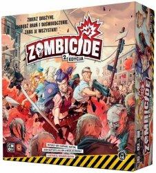 Gra Zombicide 2 edycja