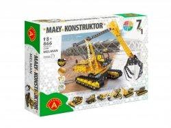 Zestaw konstrukcyjny Mały Konstruktor 7w1 Melman