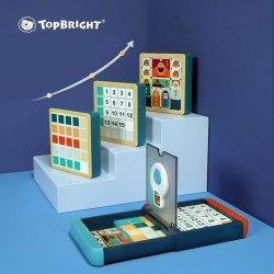 Zestaw gier logicznych 3w1 Top Bright