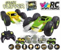 Pojazd RC Stunt Flipper Happy People