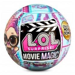 Laleczka L.O.L. Surprise Movie Magic Doll display 12 sztuk