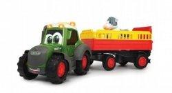 ABC Traktor Fendt i przyczepa, 30 cm