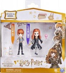 Figurki Wizarding World 2-pak Ron, Giny