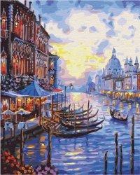 Obraz Paint it! Malowanie po numerach. Piękna Wenecja