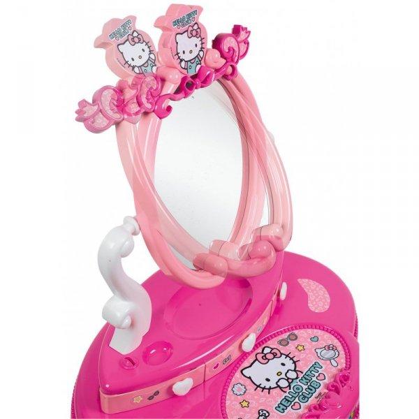 Smoby Hello Kitty Toaletka 2w1 z krzesełkiem Lustro
