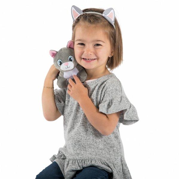 SMOBY Dom Dwupoziomowy dla kota + KOT