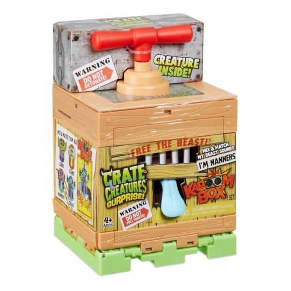 Crate Creatures Suprise KaBOOM Stworek Nanners