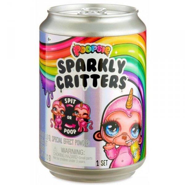 Poopsie Surprise - Magiczne opakowanie Sparkly Critters