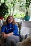 Jelonkowa Bluza - Niebieska