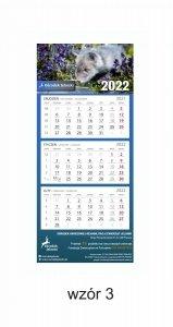 Kalendarz trójdzielny 2022 - #3