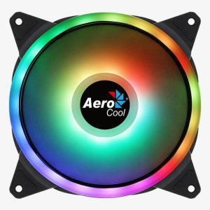 WENTYLATOR AEROCOOL PGS DUO 14 ARGB 6pin 140mm