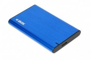 OBUDOWA I-BOX HD-05 ZEW 2,5 USB 3.1 GEN.1 BLUE