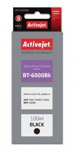 Tusz Activejet AB-6000Bk (zamiennik Brother BT-6000BK; Supreme; 100 ml; czarny)