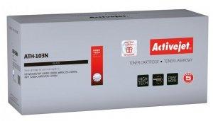 Toner Activejet ATH-103N (zamiennik HP W1103A; Supreme; 2500 stron; czarny)