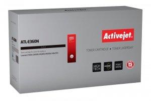 Toner Activejet ATL-E360N (zamiennik Lexmark E360H11E; Supreme; 9000 stron; czarny)