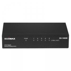 Switch EDIMAX GS-1005E (5 x RJ-45 10/100/1000Base-T ports)