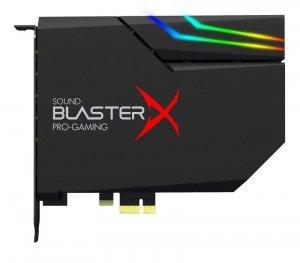 Creative Labs Sound BlasterX AE-5 Plus Wewnętrzny 5.1 kanały PCI-E