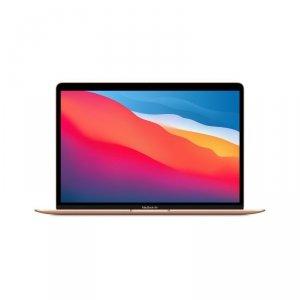 Apple MacBook Air 2021 M1 8-core CPU & 7-core GPU 13,3WQXGA Retina IPS 8GB DDR4 SSD256 TB3 ALU macOS Big Sur - Gold