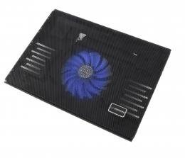 Podstawka chłodząca pod notebook Esperanza EA142 (15.x cala; 1 wentylator; HUB)