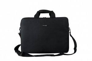 Modecom LOGIC BASIC torba na notebooka 39,6 cm (15.6) Aktówka Czarny