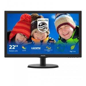 Philips V Line Monitor LCD ze SmartControl Lite 223V5LHSB2/00