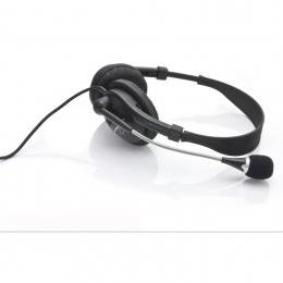 Esperanza EH115 headphones/headset słuchawki z mikrofonem Opaska na głowę Czarny