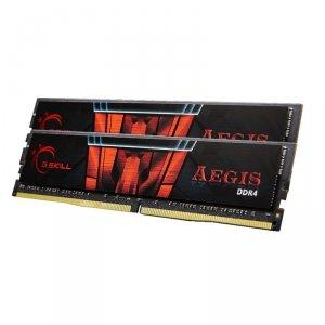 Pamięć G.SKILL Aegis F4-2400C15D-8GIS (DDR4 DIMM; 2 x 4 GB; 2400 MHz; CL15)