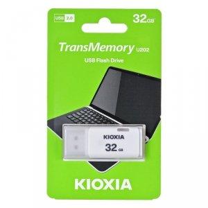 KIOXIA FlashDrive U202 Hayabusa 32GB White