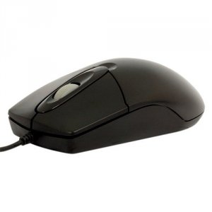 Mysz A4 TECH OP-720 A4TMYS43754 (optyczna; 800 DPI; kolor czarny)