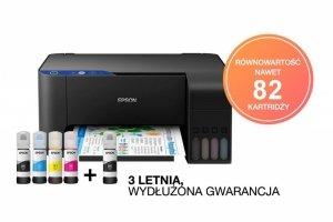 Epson EcoTank L3111 Atramentowy 5760 x 1440 DPI 33 strony na minutę A4