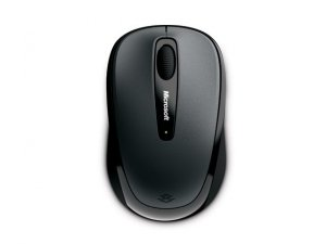 Mysz Microsoft Wireless Mobile Mouse 3500 GMF-00042 (BlueTrack; 1000 DPI; kolor czarny)