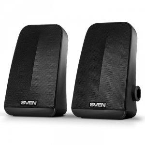 Zestaw głośników komputerowe SVEN SV-014216 (2.0; kolor czarny)