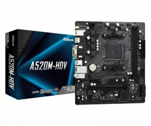 Płyta główna Asrock A520M-HDV