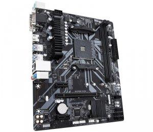 Płyta główna Gigabyte B450M S2H (AM4; 2x DDR4 DIMM; Micro ATX)